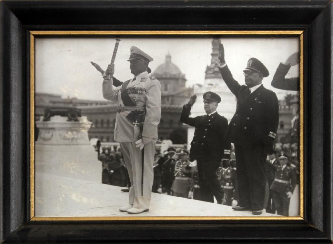 WWII GERMAN 3RD REICH REICHMARSHAL GORING PHOTO