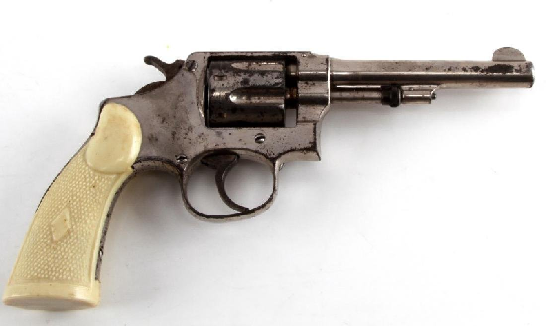 SMITH & WESSON DOUBLE ACTION REVOLVER .32 LONG