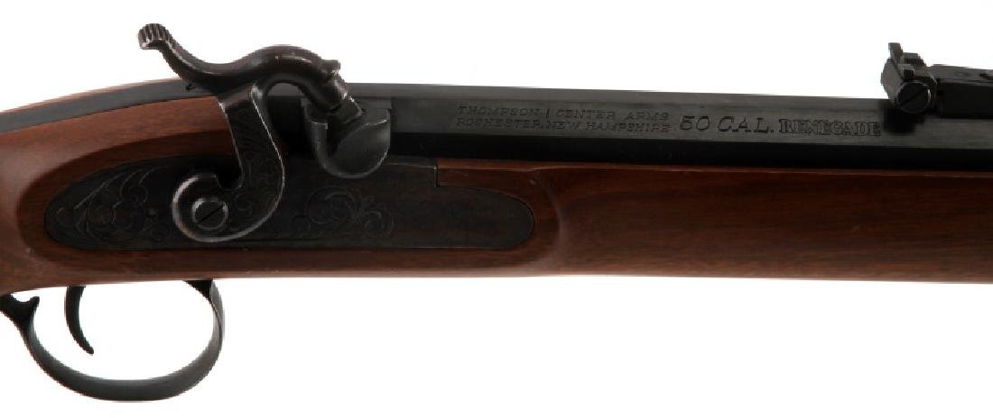 THOMPSON ARMS RENEGADE MUZZLELOADER .50 CALIBER - 2