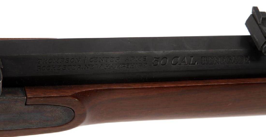 THOMPSON ARMS RENEGADE MUZZLELOADER .50 CALIBER - 3