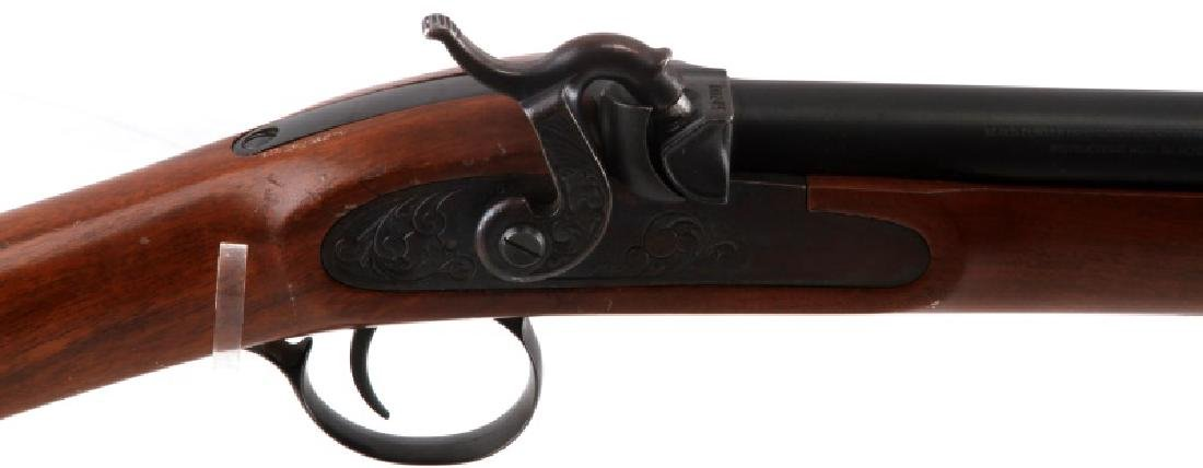THOMPSON ARMS NEW ENGLANDER BLK POWDER RIFLE .50 - 2
