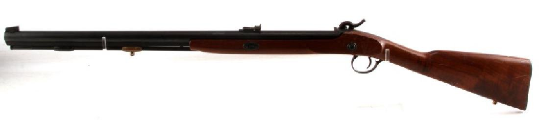 THOMPSON ARMS NEW ENGLANDER BLK POWDER RIFLE .50 - 4