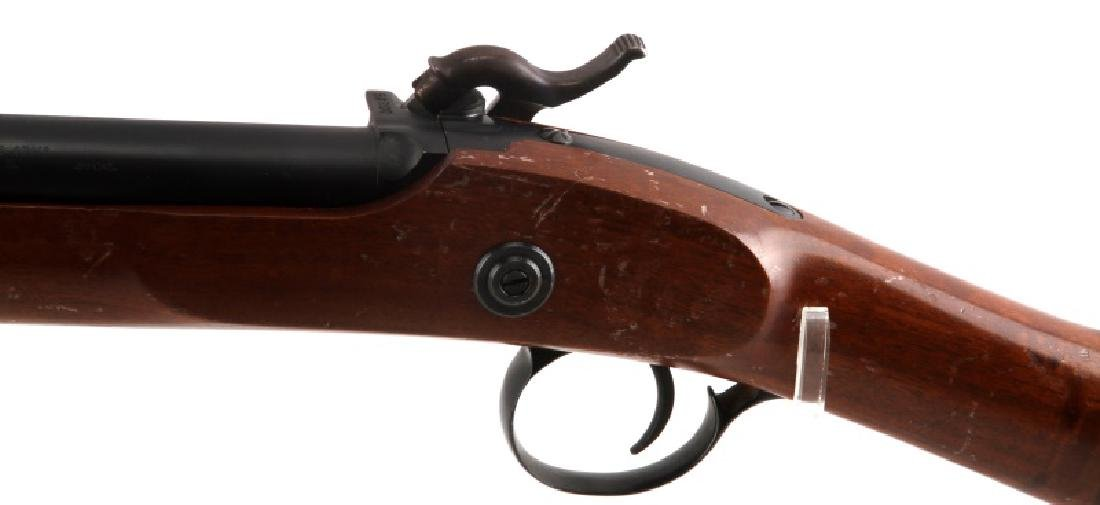 THOMPSON ARMS NEW ENGLANDER BLK POWDER RIFLE .50 - 5