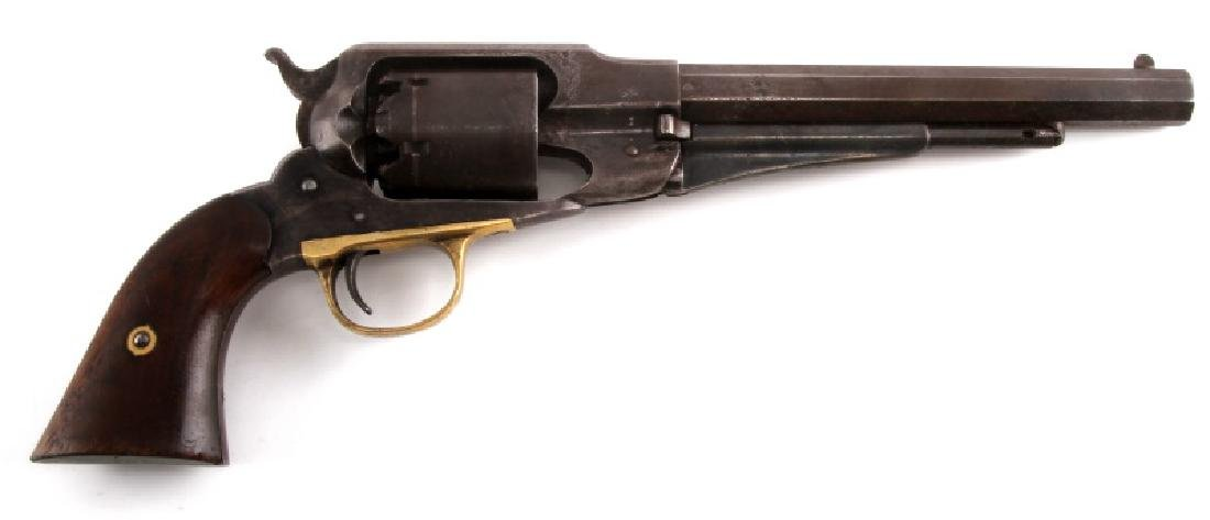 REMINGTON M1859 NEW MODEL ARMY PERCUSSION PISTOL