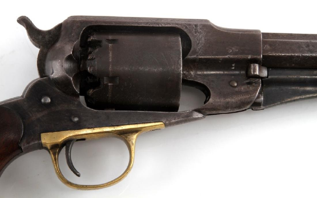 REMINGTON M1859 NEW MODEL ARMY PERCUSSION PISTOL - 2
