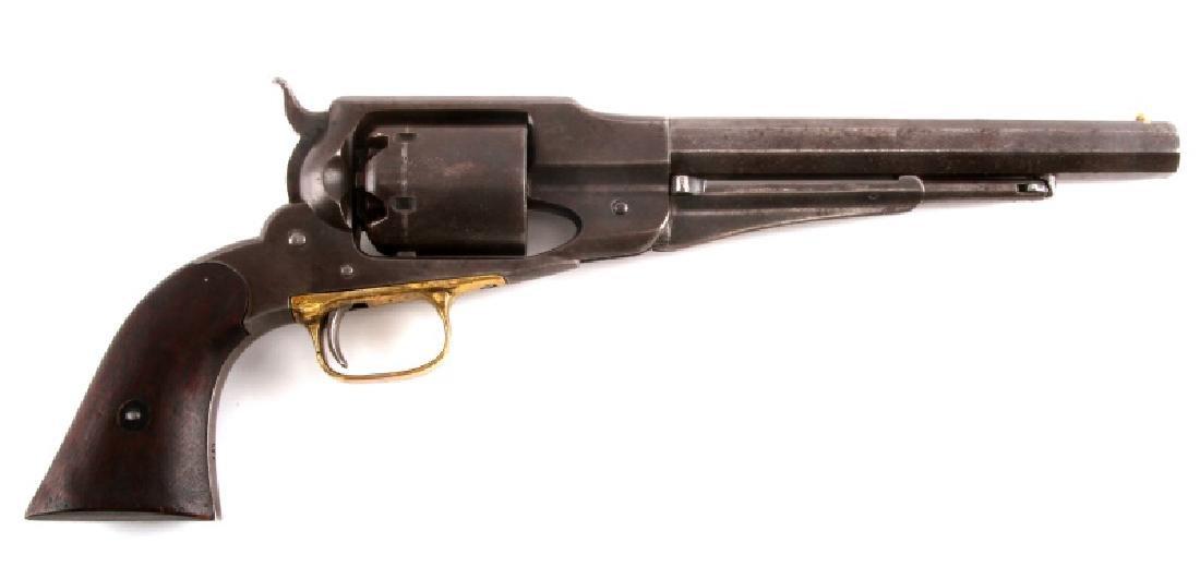 ORIGINAL REMINGTON 1861 OLD ARMY REVOLVER .44 CAL