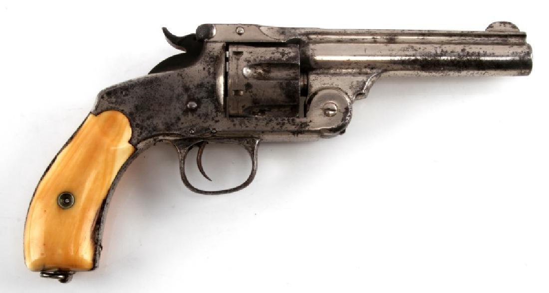 SMITH & WESSON NEW MODEL NO.3 FRONTIER REVOLVER 44