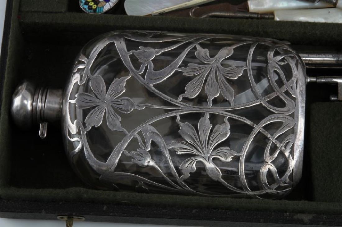 CASED BELGIAN BRITISH BULLDOG CIRCA 1890 REVOLVER - 8