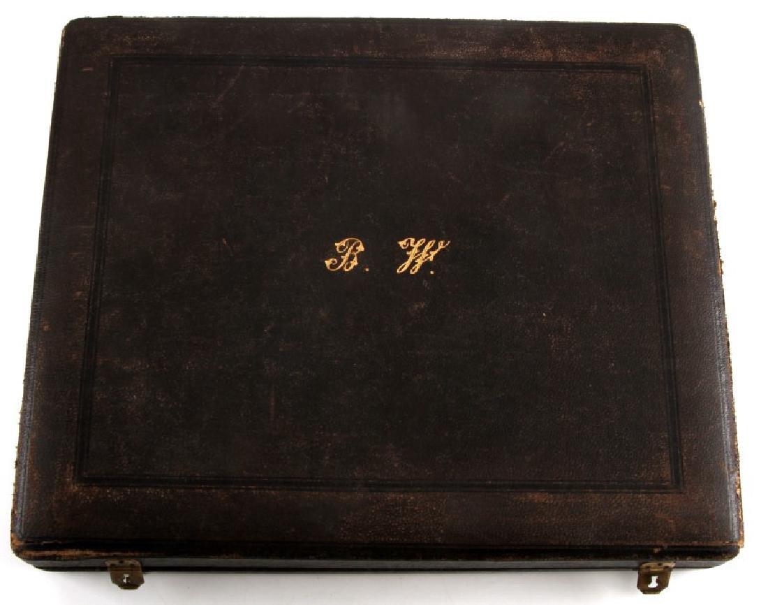 CASED BELGIAN BRITISH BULLDOG CIRCA 1890 REVOLVER - 9