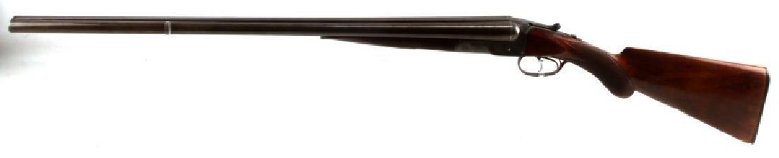 COLT 1883 DBL BARREL SXS 12 GA SHOTGUN DAMASCUS - 5