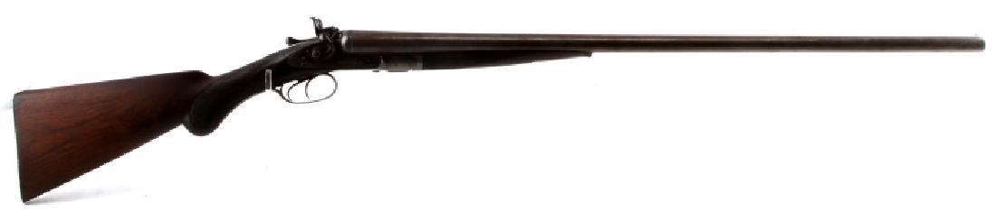COLT 1878 SXS DBL BARREL 12 GA PERCUSSION SHOTGUN