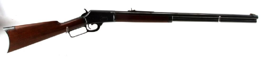 MARLIN 1894 LEVER ACTION RIFLE 44 40 CAL PAT 1889