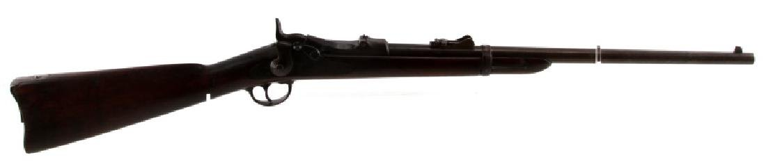 US M1873 SPRINGFIELD TRAPDOOR CARBINE RIFLE .45 70
