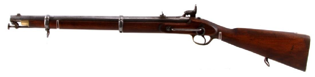 1860 BRITISH ENFIELD PERCUSSION CARBINE .63 CAL - 4