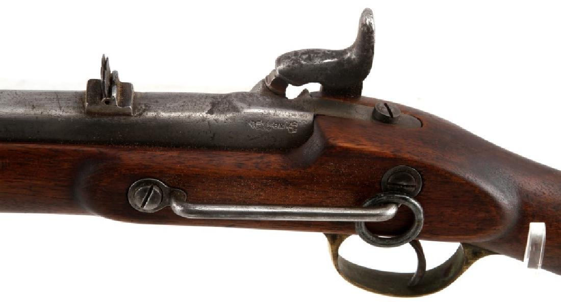 1860 BRITISH ENFIELD PERCUSSION CARBINE .63 CAL - 5