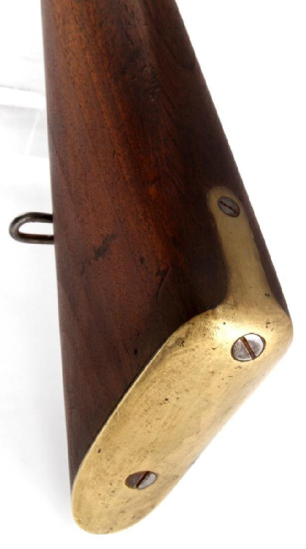 1860 BRITISH ENFIELD PERCUSSION CARBINE .63 CAL - 7