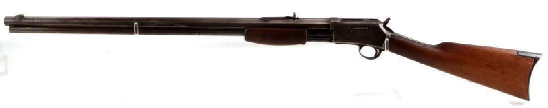 COLT M1885 LIGHTNING SLIDE ACTION RIFLE .32 CAL - 3