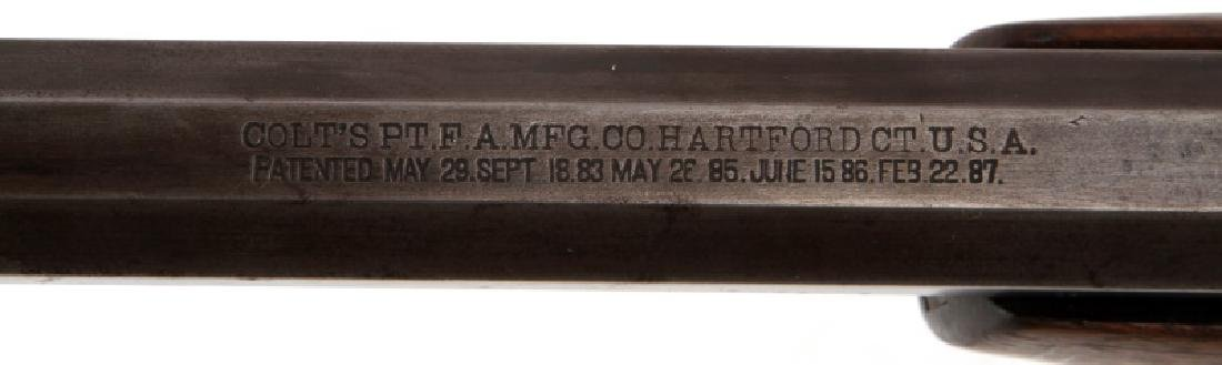 COLT M1885 LIGHTNING SLIDE ACTION RIFLE .32 CAL - 5
