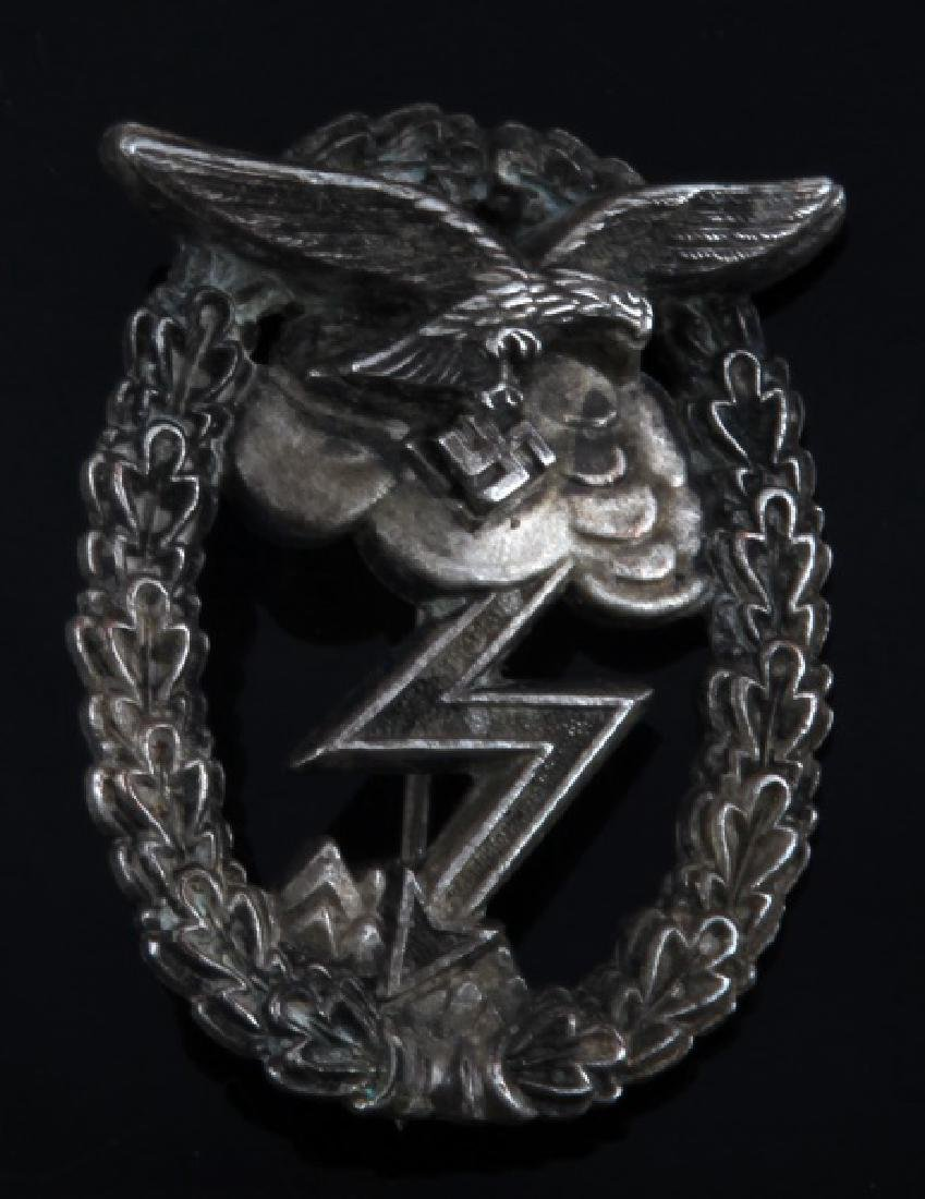 WWII GERMAN LUFTWAFFE GROUND COMBAT BADGE