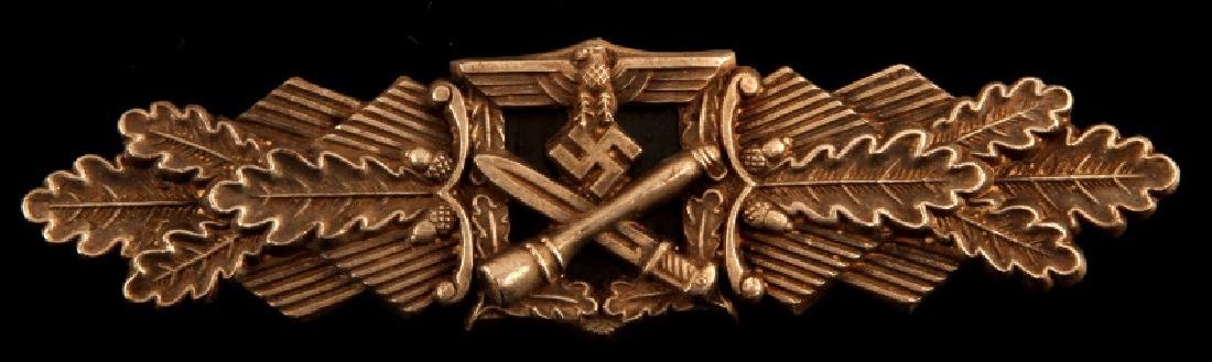 WWII GERMAN THIRD REICH ARMY CLOSE COMBAT CLASP