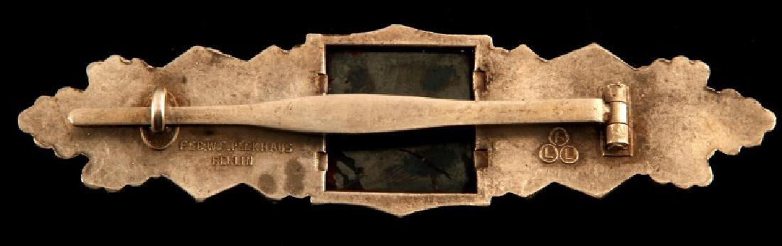 WWII GERMAN THIRD REICH ARMY CLOSE COMBAT CLASP - 2