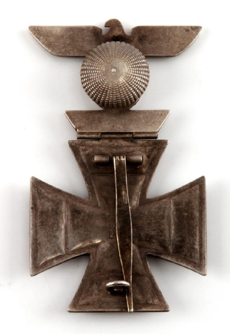 WWII GERMAN THIRD REICH IRON CROSS AND SPANGE - 2
