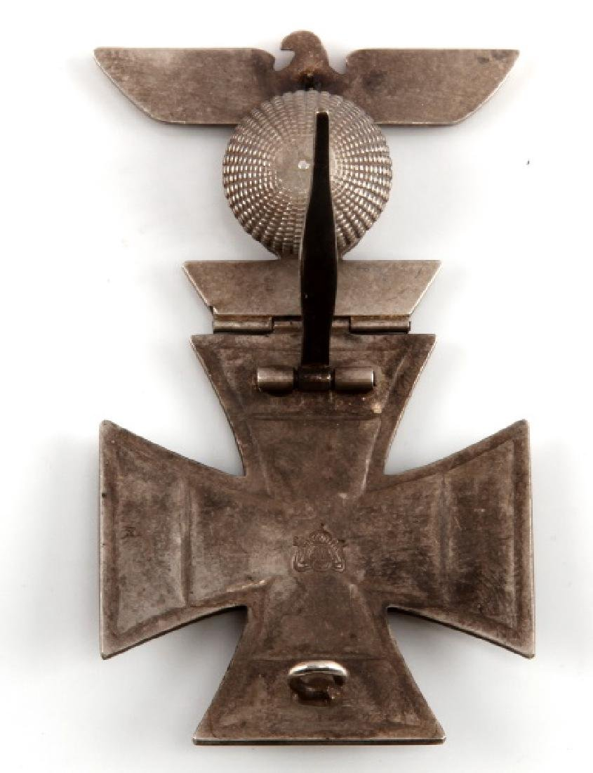 WWII GERMAN THIRD REICH IRON CROSS AND SPANGE - 3