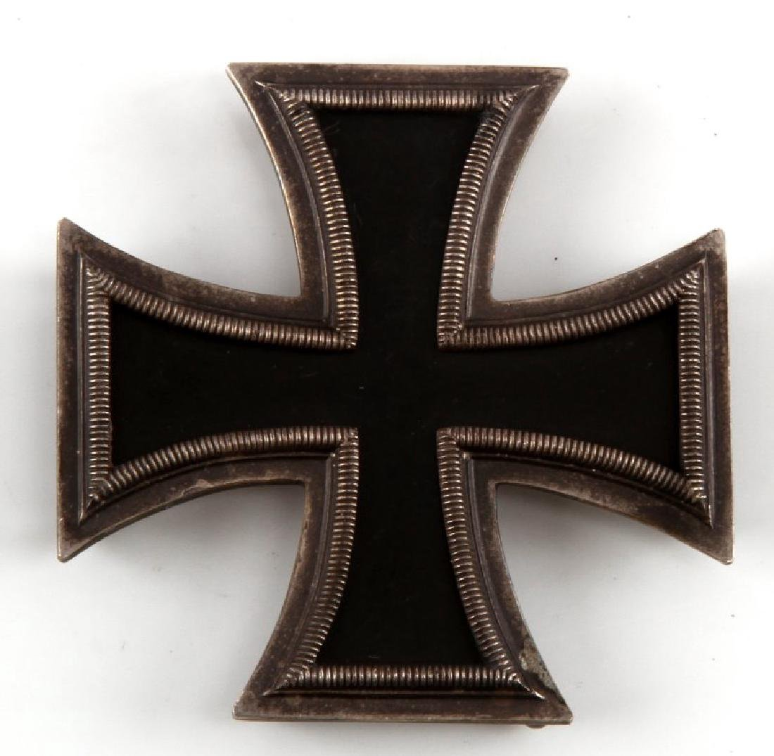 WWII GERMAN 1813 IRON CROSS 2ND CLASS UNISSUED