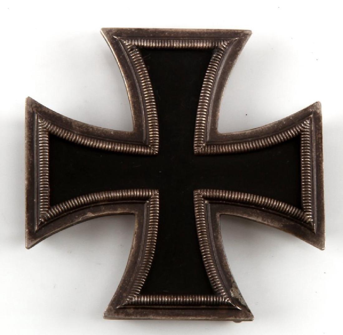 WWII GERMAN 1813 IRON CROSS 2ND CLASS UNISSUED