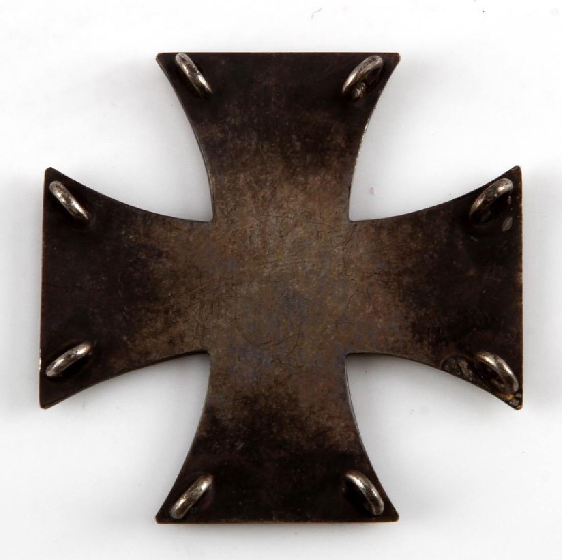 WWII GERMAN 1813 IRON CROSS 2ND CLASS UNISSUED - 2