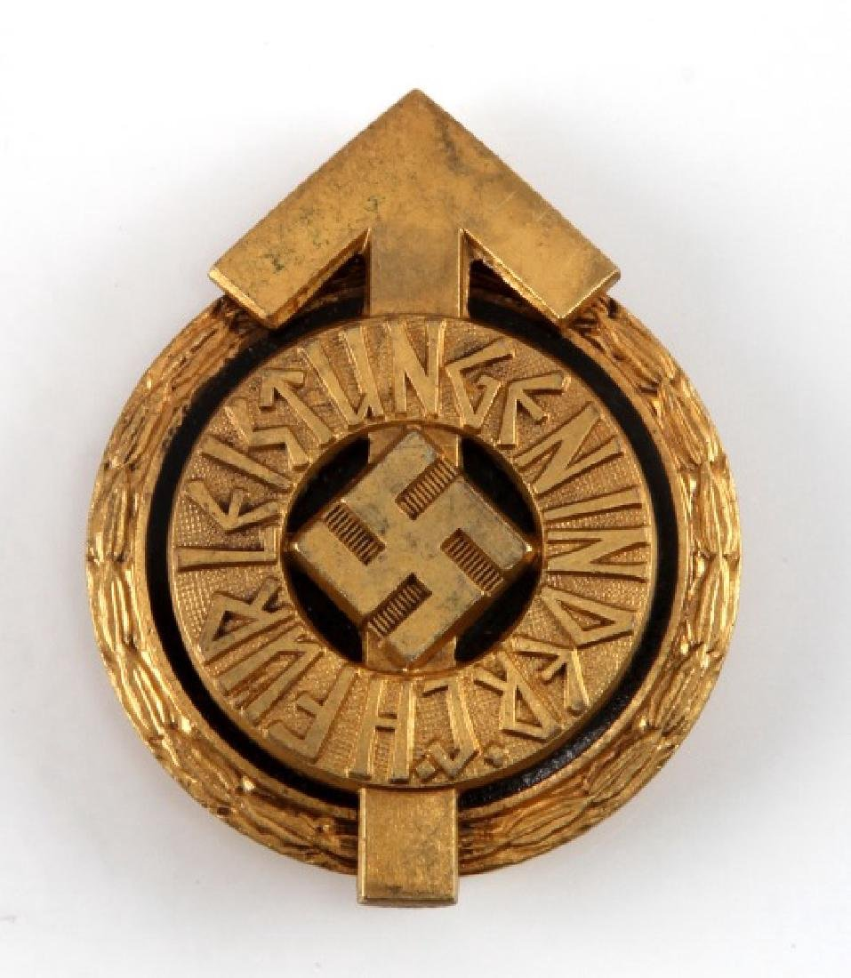 WWII GERMAN 3RD REICH HITLER YOUTH SPORTS BADGE