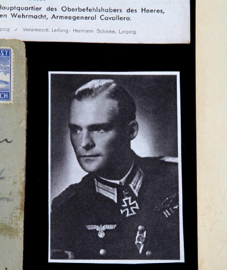 WWII GERMAN THIRD REICH COMMENDATION DOCUMENT LOT - 4