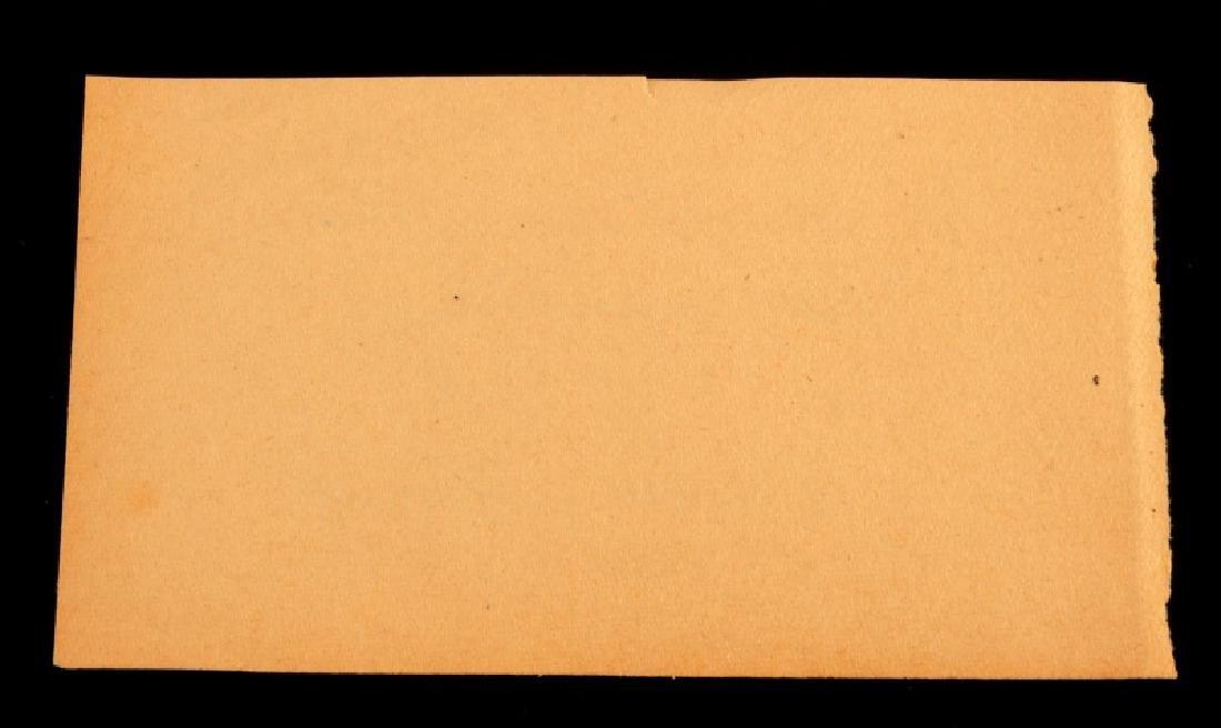 HERMANN GORING & EMMY GORING CLIP AUTOGRAPH - 2