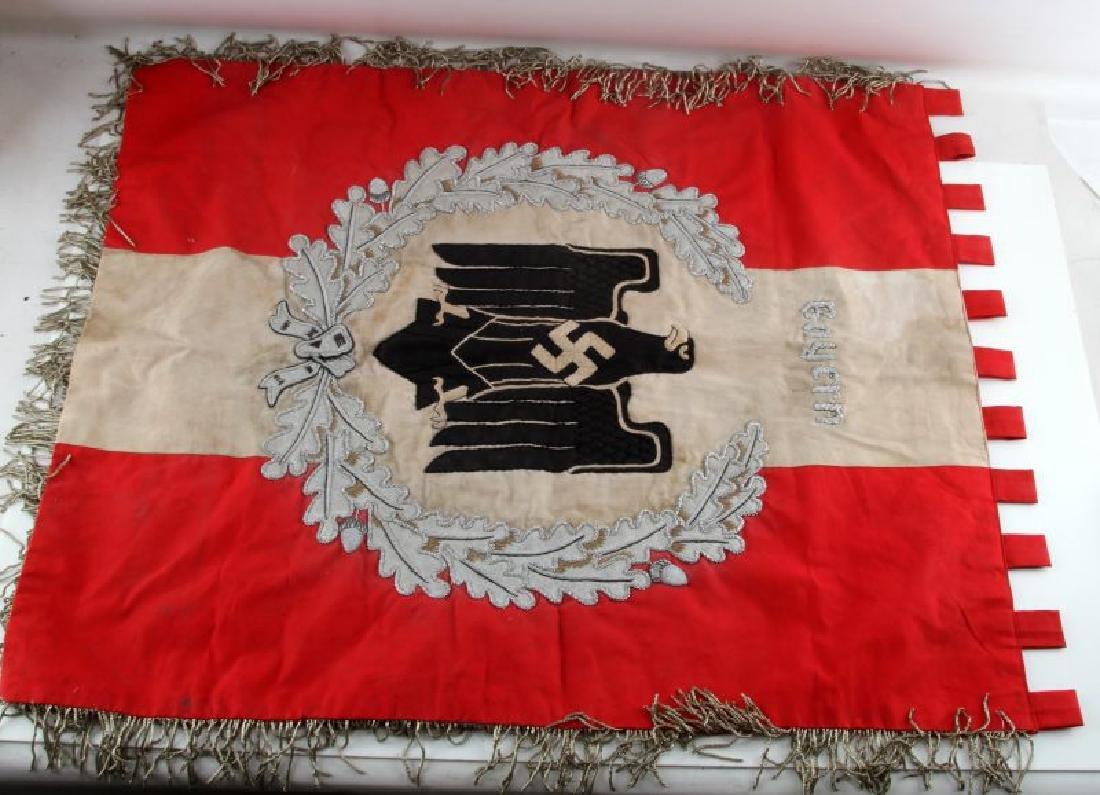 WWII GERMAN THIRD REICH NSRL STANDARTE FOR BAYERN
