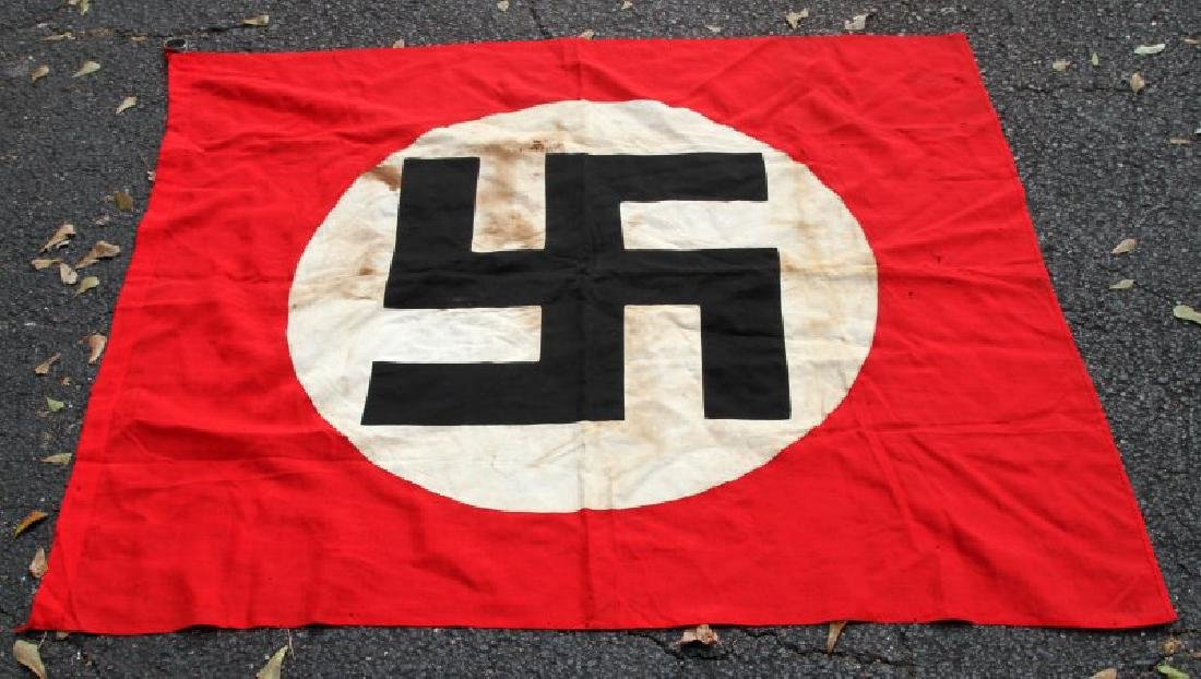 WWII GERMAN THIRD REICH NATIONAL FLAG