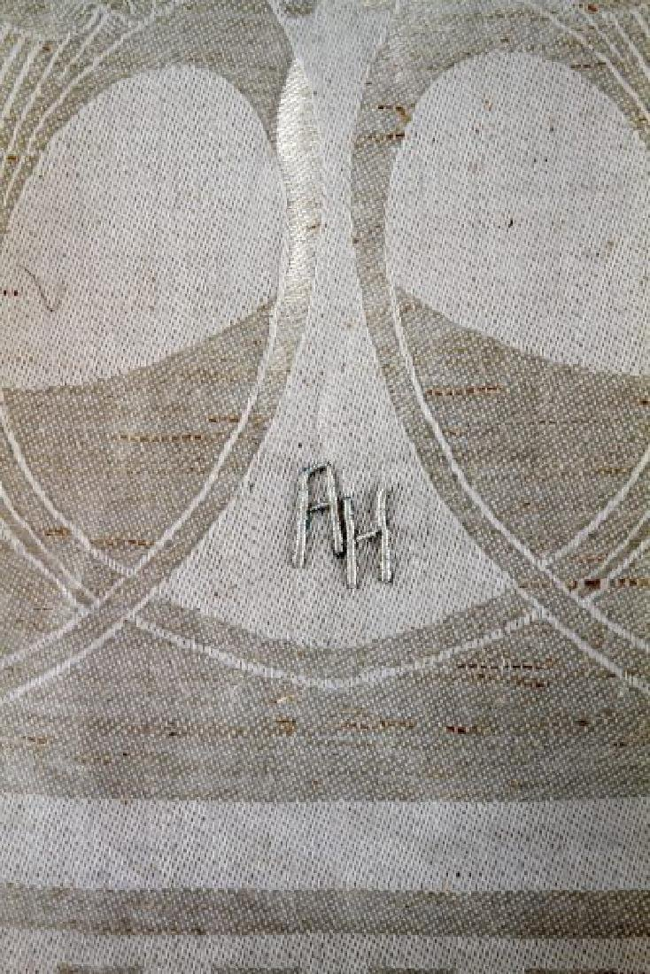 WWII GERMAN ADOLF HITLER PERSONAL TABLE CLOTH - 7