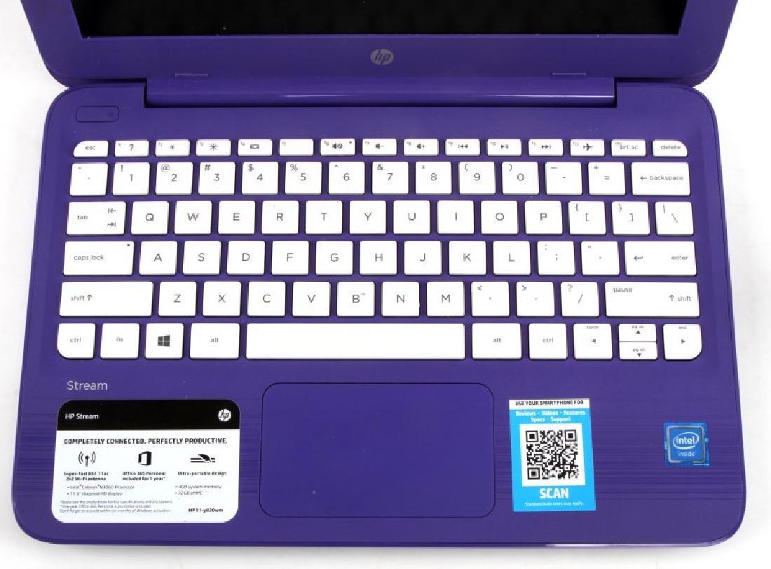 HP 11-Y020WM STREAM NOTEBOOK N3060 32GB PURPLE - 3