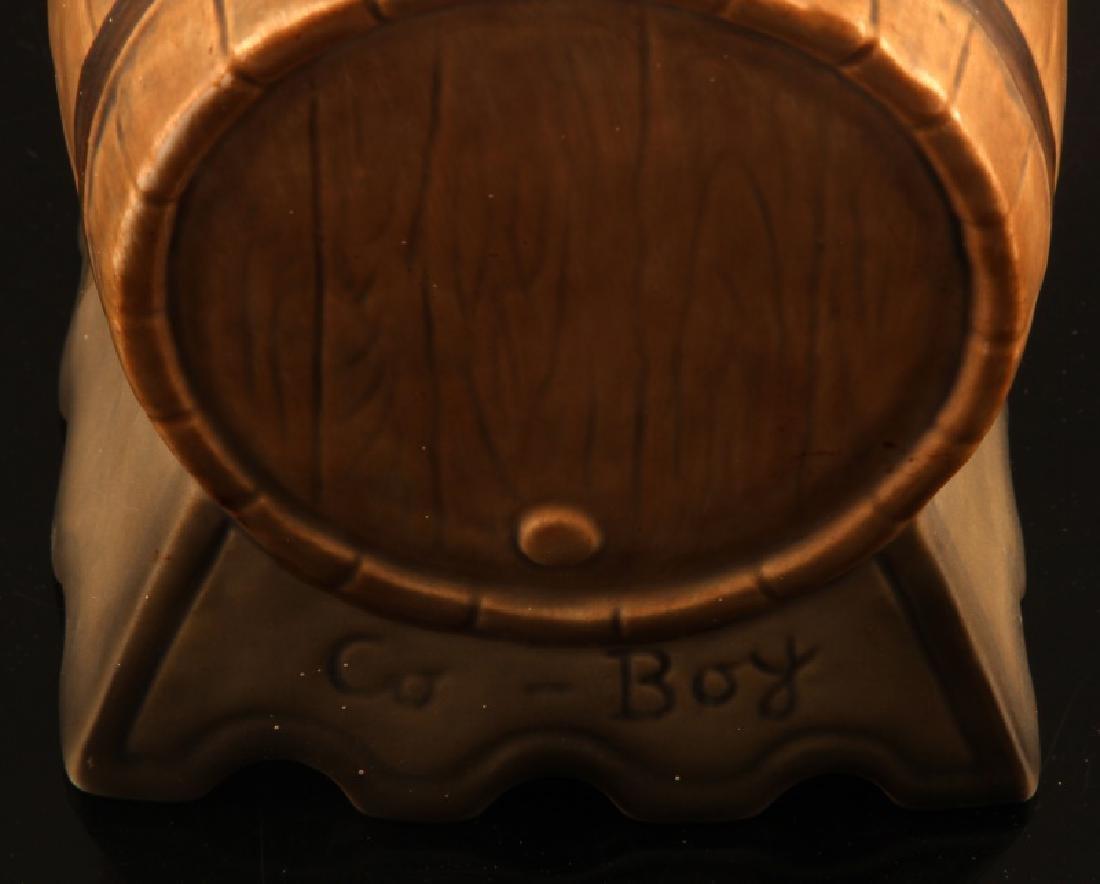 GOEBEL GNOME SEPP BEER CLOCK BARREL FIGUIRINE - 5