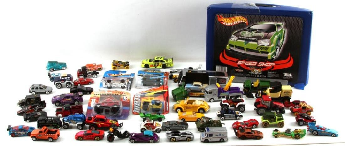 LARGE 100 ASSORTED TOY CAR LOT MATCHBOX HOT WHEELS