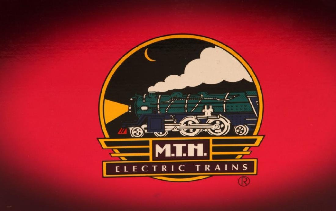 MTH EMD F3 AA DIESEL SANTA FE ELECTRIC TRAIN SET - 2