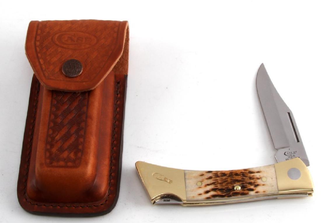 CASE POCKET CHANGER KNIFE FILLET BONING SAW DROP