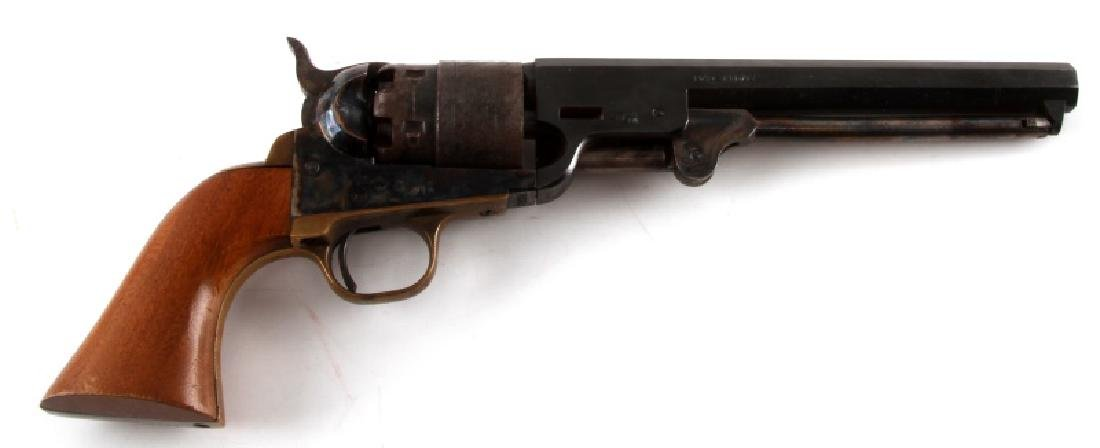 NAVY ARMS BLACK POWDER .44 CALIBER REVOLVER ITALY