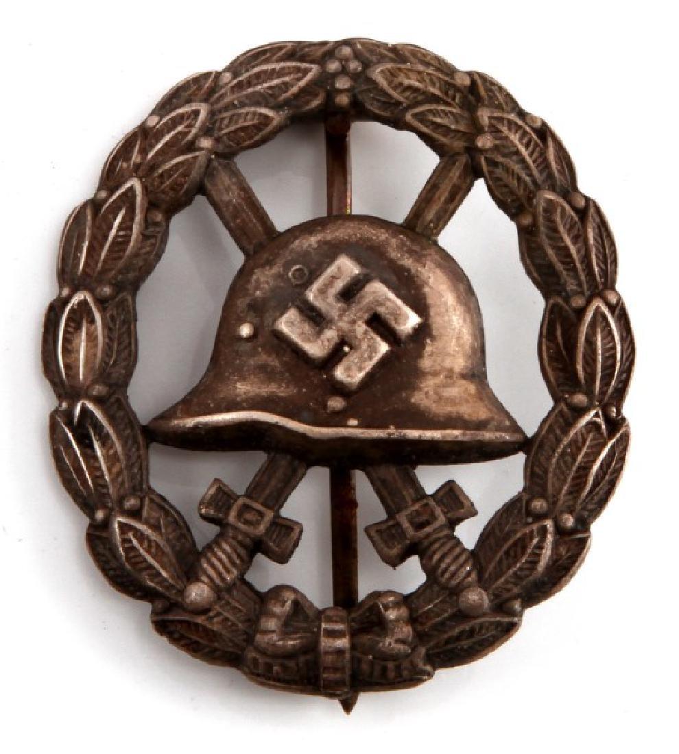WWII GERMAN THIRD REICH CONDOR LEGION WOUND BADGE