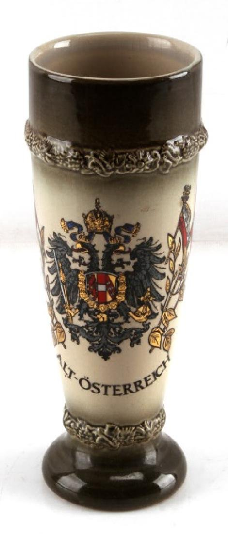 GERMAN CONFEDERATION IMPERIAL CROWN PILSNER STEIN
