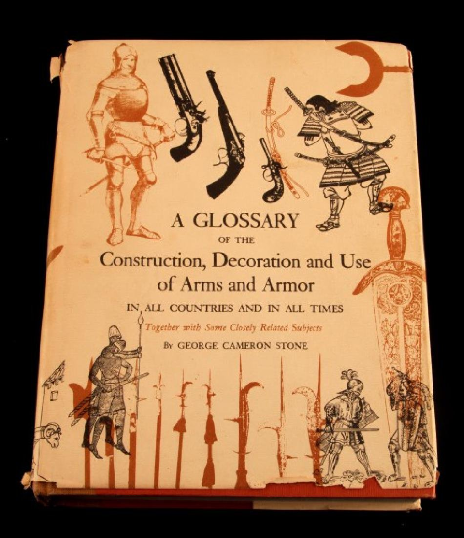 GLOSSARY CONSTRUCTION DECORATION & USE OF ARMS