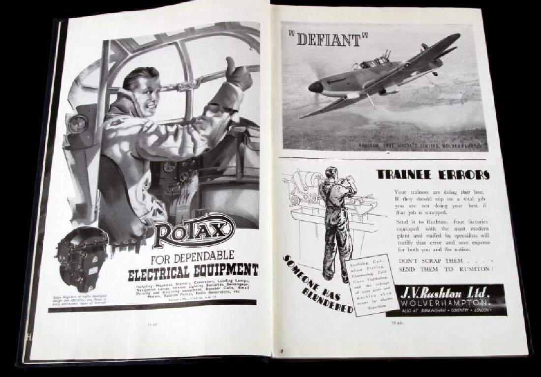 JANES ALL THE WORLDS AIRCRAFT 1941 BY L BRIDGMAN - 4