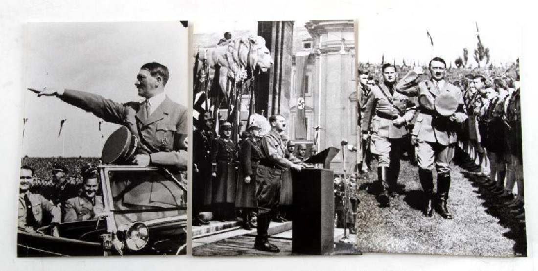 GERMAN WWII HITLER PHOTOGRAPHS & RUSSIAN DOCUMENTS - 6