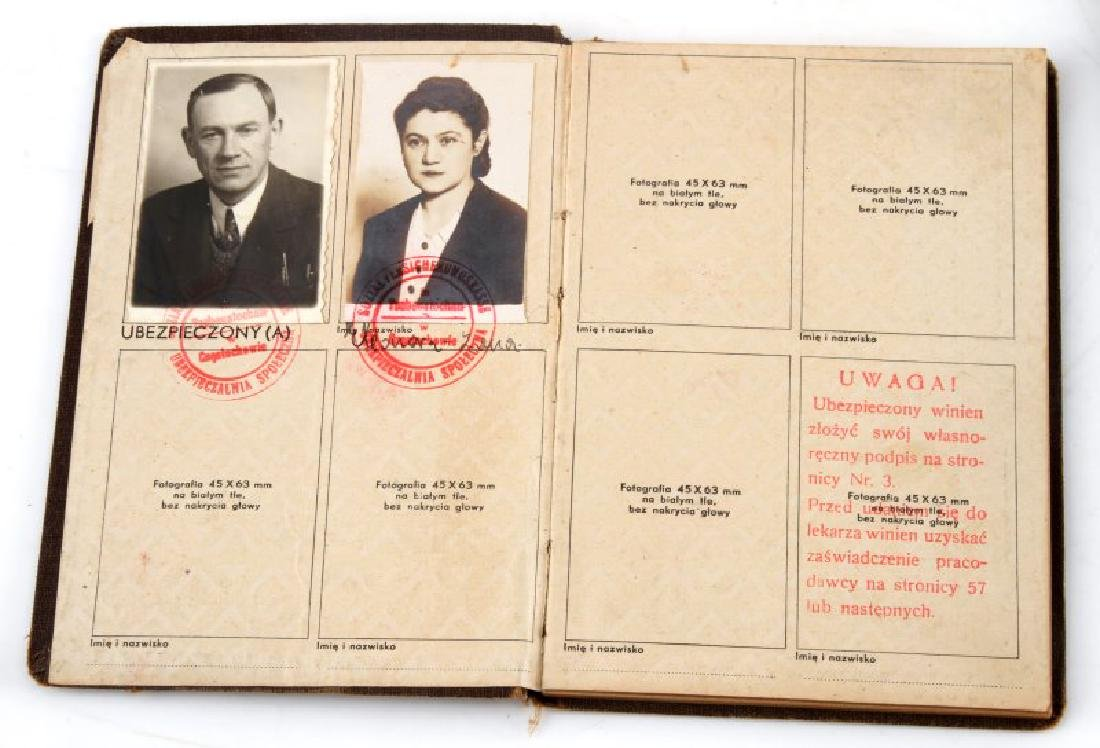 GERMAN WWII HITLER PHOTOGRAPHS & RUSSIAN DOCUMENTS - 9