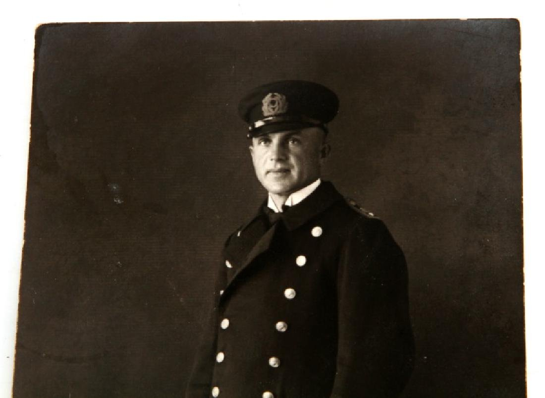 AUTOGRAPHED PHOTO ADMIRAL CANARIS GERMAN WWII - 2