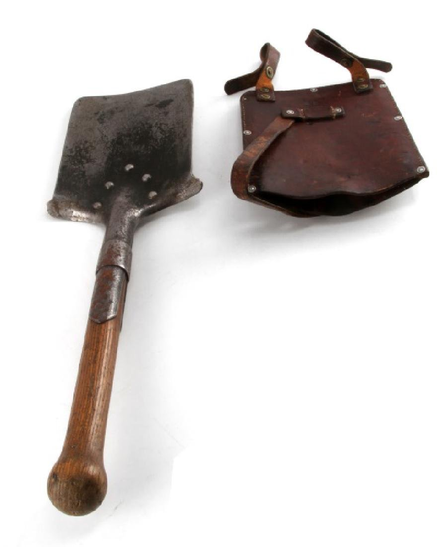 WWII NSDAP GERMAN THIRD REICH ENTRENCHING SHOVEL